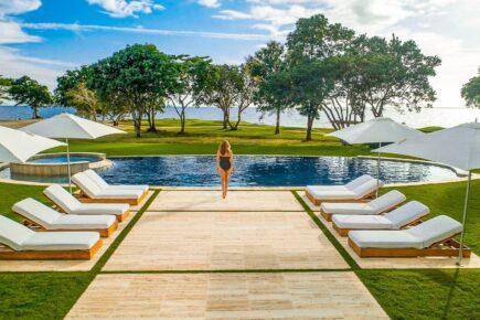 Oceanfront Villa at Casa de Campo.